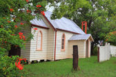 Quaint Country Church — Stock Photo