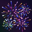 Firework — Stock Vector #53476107