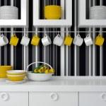 Modern kitchen design. — Stock Photo #51859007