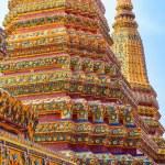 Wat Pho In Bangkok — Stock Photo #64625647
