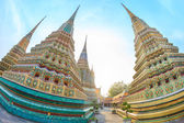 Wat Pho In Bangkok — Stock Photo