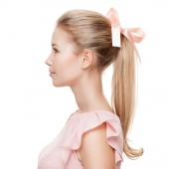 Beautiful blonde woman. Fashion portrait. — Stock Photo