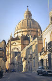 Ancient church in Malta — Stock Photo