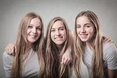 Like twins — Foto de Stock