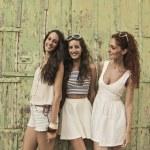 Three friends — Stock Photo #54754575