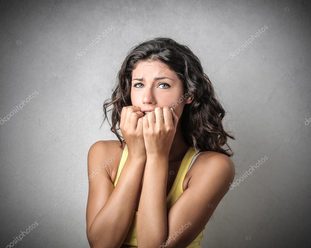 Страшный девушки фото