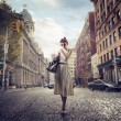 Pin up city — Stock Photo #67970667