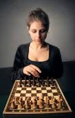 Pastime of strategy — Stock Photo