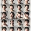 Portrait of emotions — Stock Photo #69317259