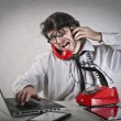 Call center — Stock Photo #69346035
