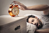 Time to get up — Stock Photo