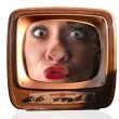 Zoom television — Stock Photo #69350259