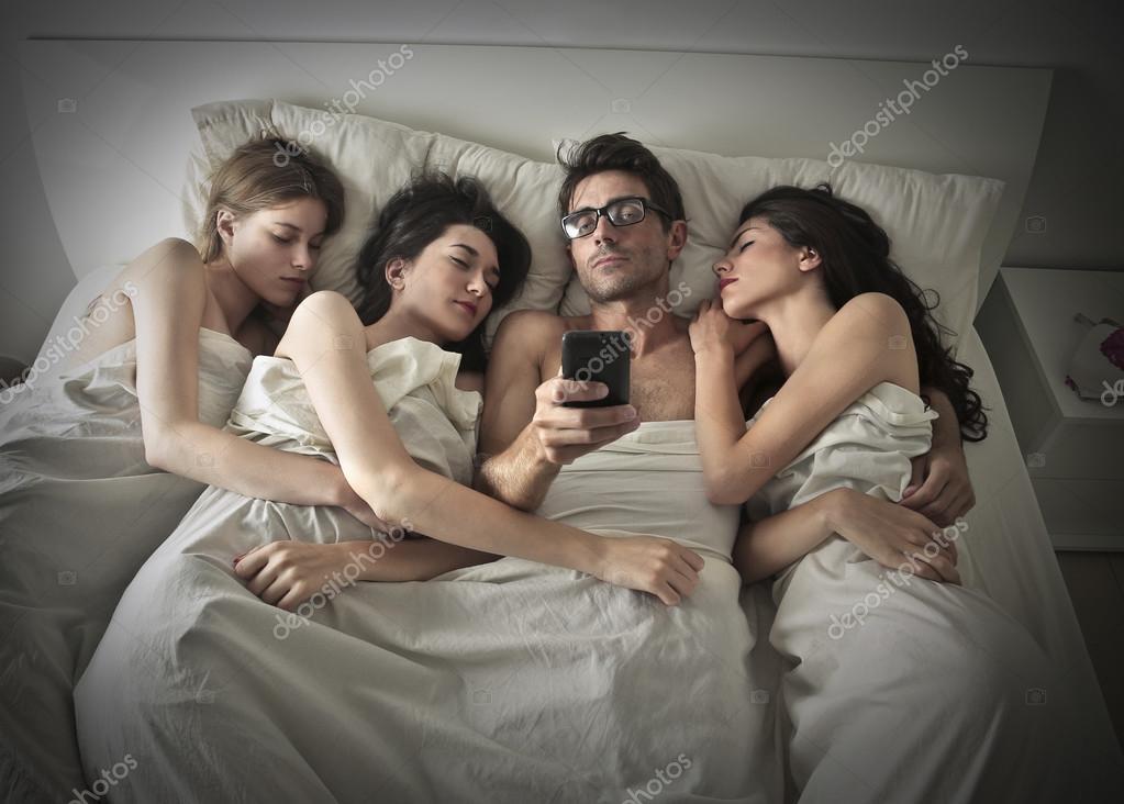 Беспорядочные интимные связи половых партнеров  297677