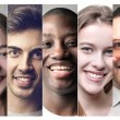 Smiling people — Stock Photo #79920886