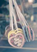 Retro Oktoberfest Cookies — Stock Photo