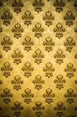 French Royal Flower Background Pattern — Stock Photo