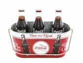 Classic Coke Botte — Stock Photo