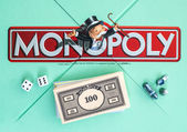 Monopoly — Stock Photo