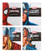 MARVEL Book — Stock Photo