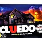 Постер, плакат: Cluedo murder mystery game