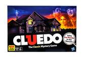 Cluedo murder mystery game — Stock Photo