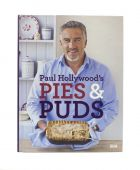 Paul Hollywood's Pies and Puds Cook Book — Stock Photo