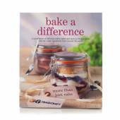 Tradecraft Bake a Difference — Stock Photo