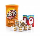Chicken Oxo Bisto — Stock Photo