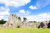 Ruines de l'abbaye de bayham, kent, angleterre — Photo