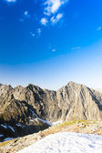 Vysne koprovske sedlo, Vysoke Tatry (High Tatras), Slovakia — Stock Photo
