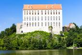 Plumlov Palace, Czech Republic — Stock Photo