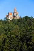 Bouzov castillo, república checa — Foto de Stock