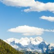 View to Dachstein from the west, Upper Austria-Styria, Austria — Stock Photo #52539915
