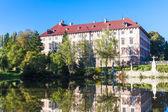 Libochovice Palace, Czech Republic — Stock Photo