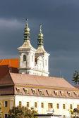 Castle in Ilava, Slovakia — Stock Photo