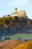 Stara lubovna castillo, eslovaquia — Foto de Stock
