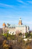 Ksiaz Palace, Silesia, Poland — Stock Photo