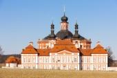 Cistercian priory, Mariansky Tynec, Czech Republic — Stock Photo