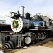 Stem locomotive in Colorado Railroad Museum, USA — Stock Photo #56292139