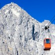 Cable car to Lomnicky Peak, Vysoke Tatry (High Tatras), Slovakia — Stock Photo #56293161
