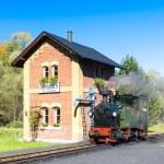 Steam locomotive,  Germany — Stock Photo #56295103