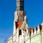 St Elisabeth''s Church, Main Market Square, Wroclaw, Silesia, Po — Stock Photo #56299593