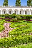 Květná zahrada kroměříž paláce — Stock fotografie