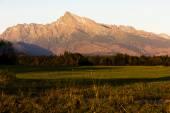 Krivan Mountain, Vysoke Tatry (High Tatras), Slovakia — Stock Photo