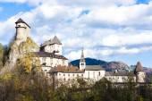 Oravsky zamek — Zdjęcie stockowe