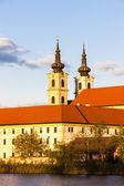 The Basilica of our Lady and monastery, Sastin-Straze, Slovakia — Stock Photo