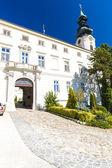 Castle in Nitra — Stock Photo