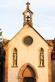 Chapel near Ortenbourg, Alsace, France — Stock Photo
