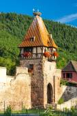 Chatenois, Alsace, France — Stock Photo