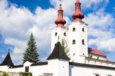 Kostel všech svatých — Stock fotografie